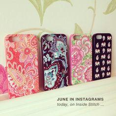 Vera Bradley iphone cases<3