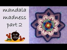 Mandala Madness Part 1 - YouTube