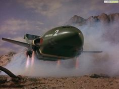 Sensors and longer range weapons means speed and dogfighting don't matter and the future could be a Thunderbird 2 like modular battleplane Science Fiction, Timeless Series, Fantasy Tv Shows, Thunderbirds Are Go, Sci Fi Tv, Cult, Old Tv, Retro Futurism, Classic Tv