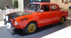 Skoda 120S Rallye red vl #CarPocket #CarBag Car Seats, Pocket, Cars, Red, Autos, Car, Automobile, Trucks, Bag