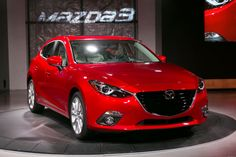 Although the Mazda3 received an update for the 2012 model year, for 2014 it sees an extensive rebuild, with a whole new look and new cabin electronics.