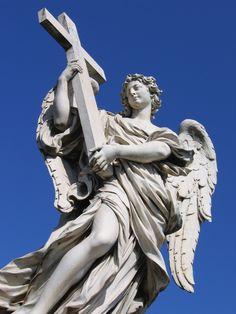 Angels ❤️ .. X ღɱɧღ || Ponte Sant' Angelo, Rome