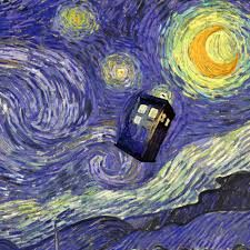 Image result for dr who van gogh