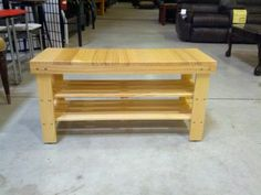 the room style shoe storage rack wood bench in black cherry natural natural