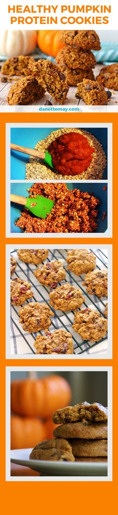 Yum! Make a lot of these if you have kids :) Only a few ingredients and you have a delicious, satisfying treat! Yes, you can eat cookies and still lose weight. It's not about deprivation but simply healthier ingredients. Healthy Cookie Recipe | Weight Loss Snack