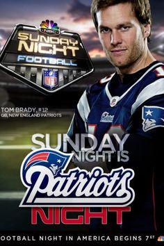 Tom Brady #SNF
