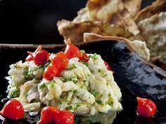 Ceviche de Peixe Branco com Pimenta | Peixes e frutos do mar | Mais Você - Receitas Gshow
