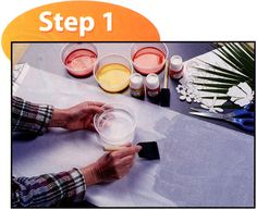 Sun printing with setacolor transparent fabric paints. Need to try this :)