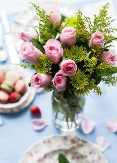 9 mẹo cắm bình hoa tươi lâu đẹp nhà, hút khí độc - 6
