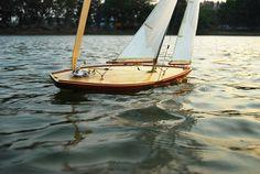 """Grove Pond yacht """"Ruby"""""""