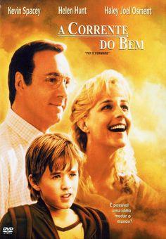 Um filme de Mimi Leder com Kevin Spacey, Helen Hunt, Haley Joel Osment, Jay Mohr. Eugene Simonet (Kevin Spacey), um professor de Estudos Sociais, faz um desafio aos seus alunos em uma de suas aulas: que eles criem algo que possa mud...
