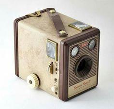 Kodak Brownie Flash Camera from the 1950's