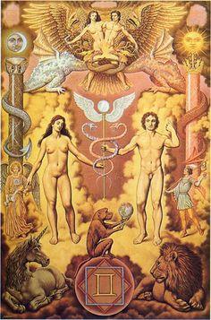 Simbologia de la creacion.