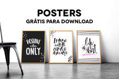 CamilaRech.com.br: Para decorar    Posters grátis para download!