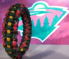 Minnesota Wild Bracelet