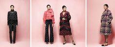 N-DUO, il nuovo #fashion #brand debutta con una collezione ispirata agli anni '70 #pink #newtalents #newdesigner #70ies