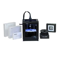 Zortrax M200 Pro 3D Printer with Official Side Covers (Black)