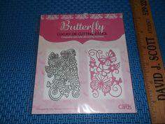 Butterfly Die Cut-last one