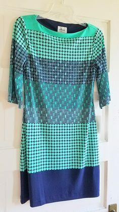 In my Summer Stitch Fix box, the Donna Morgan Drew Dress