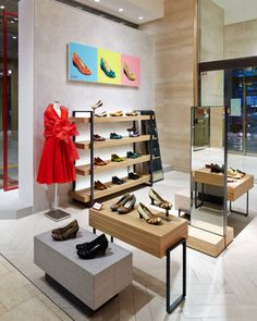 Fitfit store by Waltz, Osaka – Japan