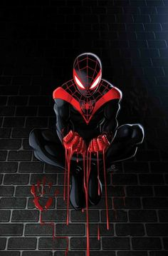 The Amazing Spiderman - Miles Morales Marvel Comics, Heros Comics, Archie Comics, Marvel Heroes, Marvel Avengers, Ultimate Spider Man, Spiderman Art, Amazing Spiderman, Miles Morales Spiderman