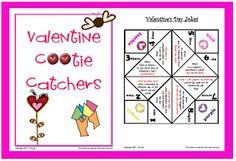 Catch a Valentine's Day Cootie FREEBIE