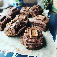 Easy Sweets, Sweets Recipes, Desserts, Tea Time, Food And Drink, Cookies, Chocolate, Tailgate Desserts, Crack Crackers