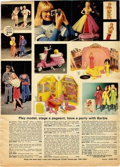 1000 Images About 1970 S Doll Catalog Pages On Pinterest