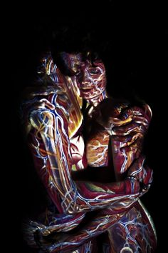from my 'Anatomical Projection' series