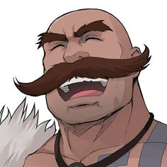 """""""Sometimes icy heart just needs warm smile!"""" - Braum from #LeagueOfLegends"""