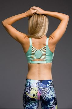 7733278a66100 Onzie Sun Ray Bra Top - Hot Yoga Clothing