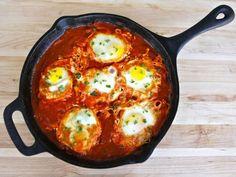 Shakshuka | 29 Things Vegetarians Can Make For Dinner That Aren't Pasta