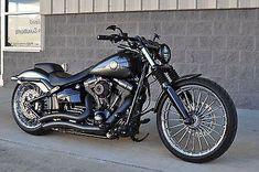 HD breakout. My next bike...one day #harleydavidsonbreakoutwhite