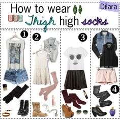 How to wear shorts in the winter with a beret, scarf and over-the-knee-socks! Description from pinterest.com. I searched for this on bing.com/images