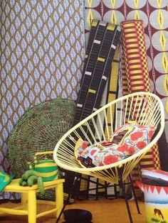 african textiles love it! #ecrafty