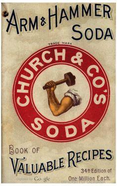Arm & Hammer Soda book of valuable recipes - Full View  | HathiTrust Digital Library | HathiTrust Digital Library