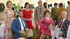 AMC's award-winning drama Mad Men returns for its final season Sunday. NPR TV critic Eric Deggans says these last seven installments explore how little people change, even in tumultuous times.