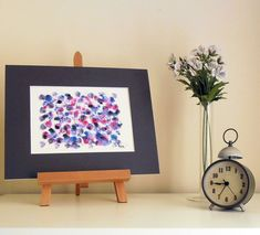 Purposive - Original Abstract Ink Painting - NOT A PRINT