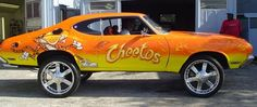 Candy Cars | Damn Cool Cars: Donk Cars Covered in Candy Paint
