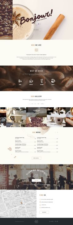 https://www.behance.net/gallery/27688397/Bonjour-Cafe-Responsive-HTML5-Template. If you're a user experience professional, listen to The UX Blog Podcast on iTunes.