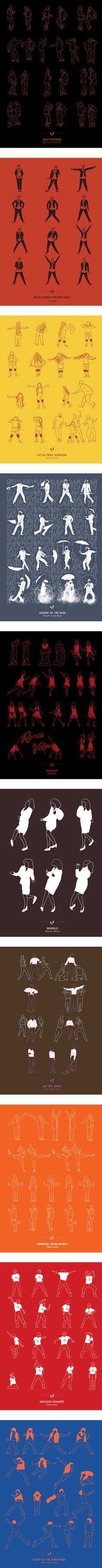 Niege Borges Alves, movie dancing lessons