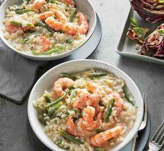 Recette riz aux crevettes ww
