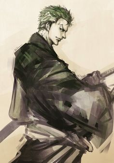 One Piece, Roronoa Zoro More