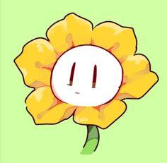 Flowey Undertale, Undertale Fanart, Flowey The Flower, The Binding Of Isaac, Alien Drawings, Chibi Characters, Special Flowers, Fandom, I Fall In Love