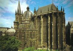 Aachen Cathedral, Aachen, Germany Photo