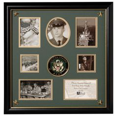 Allied Frame United States Army Collage Frame * See this great product.