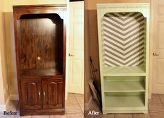 How to paint Laminate furniture, NO sanding!