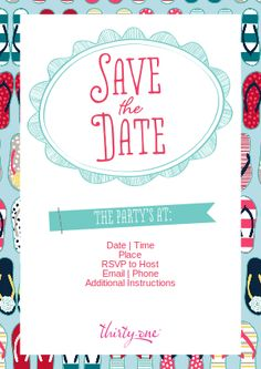 1feb33934be5ebf512e2197ec95b4052 ideas thirty one gifts red stamp invite for thirty one party with julia slike thirty,Thirty One Invitations