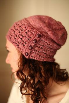 Peace Street Hat by jayellesea, via Flickr