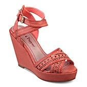 Pink and Pepper Shoes, Fiora Platform Wedge Sandals  *$41.30  s8